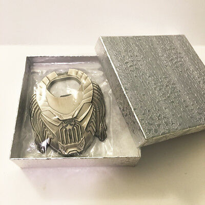 The Predator bottle opener- Die-cast brushed metal- NEW Loot Crate exclusive