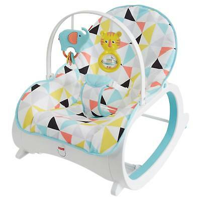 Fisher-Price Infant-to-Toddler Rocker - Windmill