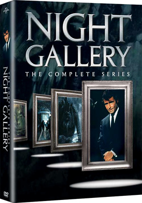 Night Gallery The Complete Series DVD 2017 10-Disc Set