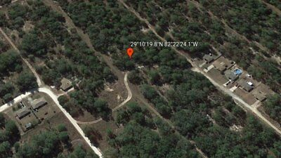 Investment Lot - Ocala FL - Marion County Florida Land For Sale - -24 Acre Lot