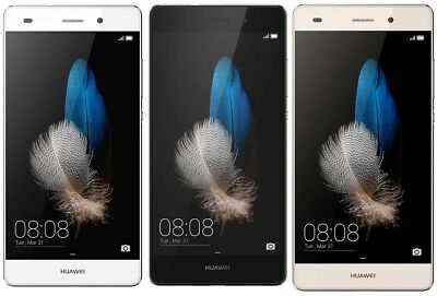 Huawei P8 lite Android Smartphone ohne Simlock Sehr gut Kamera LTE microSD WLAN