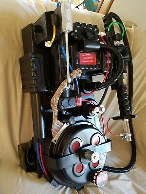 Ghostbusters Proton Pack wlights and sound-
