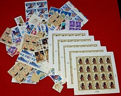 New 120 Assorted Mixed 3 Designs CHRISTMAS HOLIDAY Forever US PS Postage Stamps