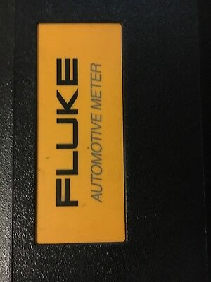 Fluke 88 Digital Meter (Yellow in color and in brand new condition)