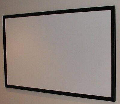 150 Professional 2-351 Projector Screen BARE Projection Material 142x63 USA