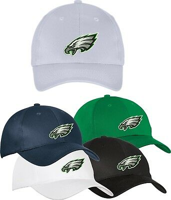 Philadelphia Eagles EMBROIDERED HATS  - NFC CHAMPIONS