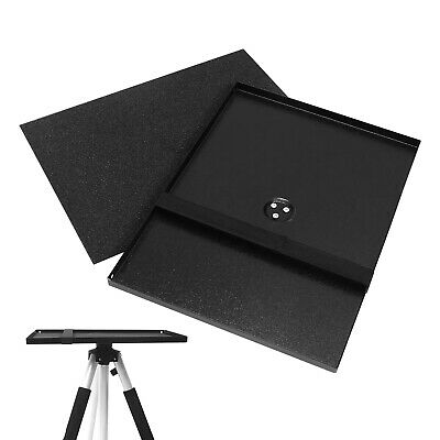Portable Video TV Multimedia Projector Mount Tray Holder for Tripod Stands