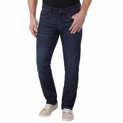 IZOD Mens Comfort Stretch Jean - PICK COLOR - SIZE - NO TAX - NEW