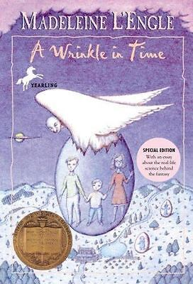 A Wrinkle in Time The Time Quartet by Madeleine LEngle