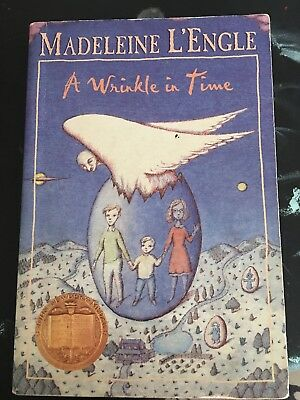 Now a major motion picture in theaters A Wrinkle In Time by Madeleine LEngle
