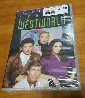 Beyond Westworld The Complete Series DVD original classic 1980 tv show NEW