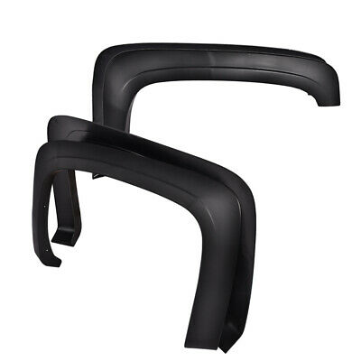 FACTORY STYLE FENDER FLARES STANDARD CAB - EXTENDED CAB For 07-13 SILVERADO 1500