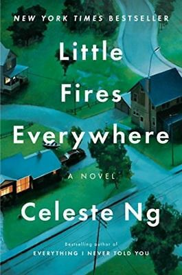 Little Fires Everywhere by Celeste Ng Hardcover – September 12 2017 - Free Ship