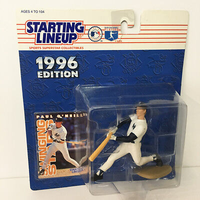 1996 Paul ONeill NY Yankees Starting Lineup Figure MLB Kenner NIP unopened NEW