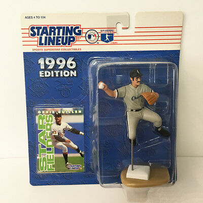 1996 Ozzie Guillen White Sox Starting Lineup Figure MLB Kenner NIP unopened