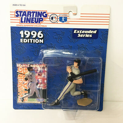 1996 Dante Bichette Colorado Rockies Starting Lineup Figure MLB Kenner NIP NEW