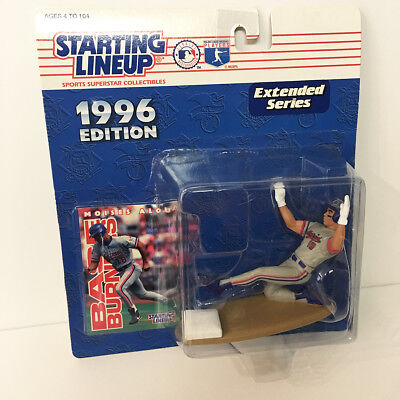 1996 Moises Alou Expos Starting Lineup Figure MLB Kenner NIP NEW