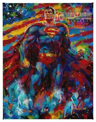 Blend Cota Super Hero Fine Art 11 x 14 Gallery Wrapped Canvases Choice of 5