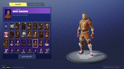 Fortnite Account PlayStation 4Pc