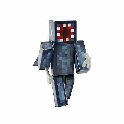 Endertoys 4 inch Squid Action Figure Minecraft action figure toy