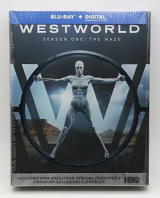 Westworld The Complete First Season Blu-ray Disc 2017 Brand New