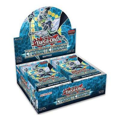 Yugioh Cybernetic Horizon 1st Edition Booster Box Factory Sealed