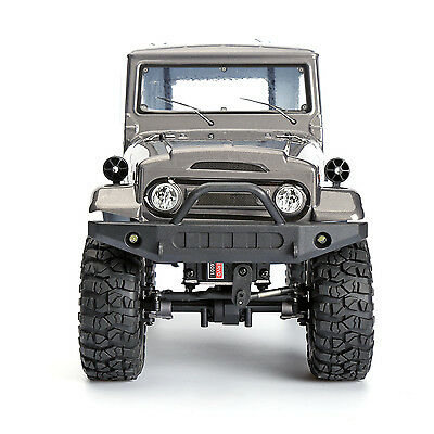 RGT Electric Rc Model Car 110 Scale 4wd Off Road RTR Rock Crawler Monster Truck