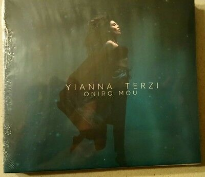 EUROVISION 2018 GREECE YIANNA TERZI - ONIRO MOU RARE PROMO CD SINGLE