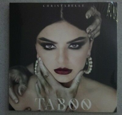 EUROVISION 2018 MALTA ENTRY CHRISTA - ELLE TABOO PRESS PROMO CD
