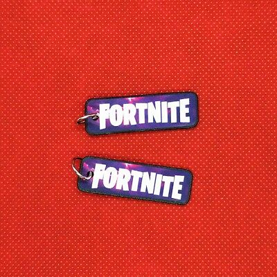 Fortnite Battle Royale Charm Set of 2 - Sticker Collectible