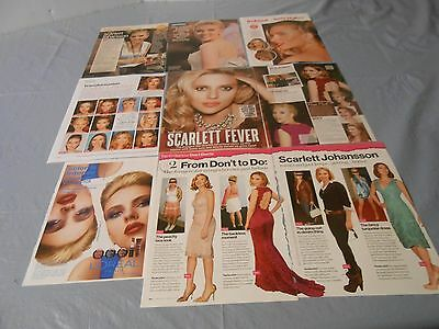 Scarlett Johansson 200  clippings C8