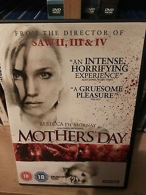 Mother's Day Horror DVD
