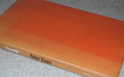 POWER TENNIS By MAUREEN CONNOLLY Rare 1954 PICTURES Illustrations Wimbledon