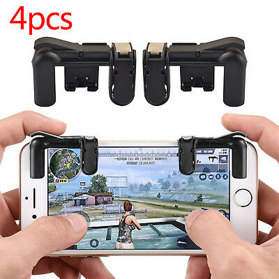 For IOS Android PUBG Fortnite Mobile Trigger Button Game Shooter Controller
