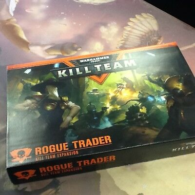 40K Warhammer Kill Team Rogue Trader New In Box In Stock Now