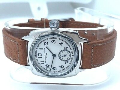 Rare Rolex Oyster 1925-1930 Abercrombie Fitch 1st Waterproof Ref- 1069 SERVICED