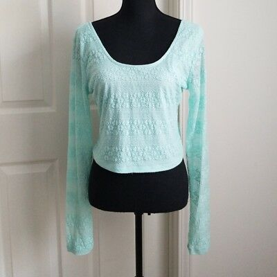 Wet Seal Juniors Cropped Top Size XL