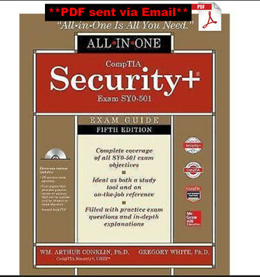 CompTIA Security- All-in-One Exam Guide 5th Edition