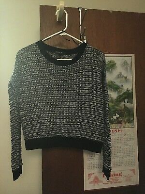 Forever 21 Long Sleeve Top Size S
