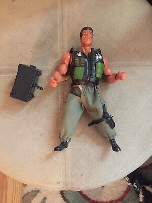 Arnold SchwarzeneggerJohn Matrix Commando Action Figure