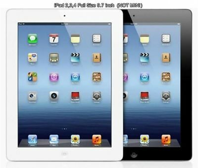 Apple iPad 2nd 3rd 4th Generation 16GB 32GB 64GB 128GB PICK GBColorCondition