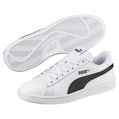 PUMA Smash v2 Leather Sneakers Men Shoe Basics New