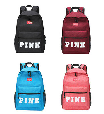 New VICTORIAS SECRET PINK Backpack Travel Bag
