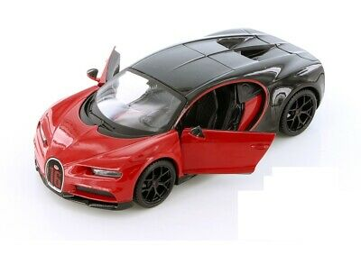 Maisto Bugatti Chiron 124 Diecast Model Toy Car 34514 RED New without Box