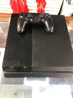 Sony PlayStation 4 500GB Black Console