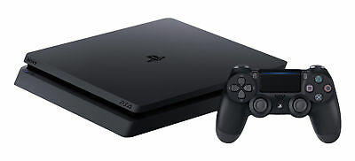 Sony PlayStation 4 Slim 500GB Gaming Console - Black CUH-2115A