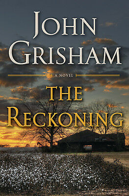 The Reckoning A Novel By John Grisham  New Hardcover 2018 Free Shipping