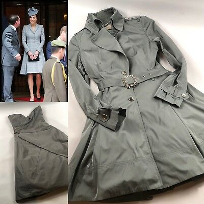 Karen Millen Dress And Coat For Wedding Evening Princess Kate Middleton Style