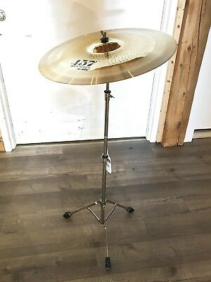 Wuhan 457 Ride Cymbal 20 and Stand  - Video Demo