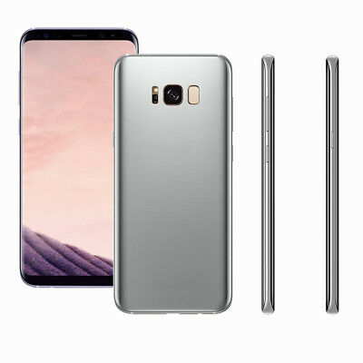 Samsung Galaxy S8 Plus 11 Non Working Display Toy Dummy Model Fake Silver Phone